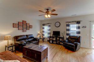 Living room at 1210 Davidson Avenue, West Ashley