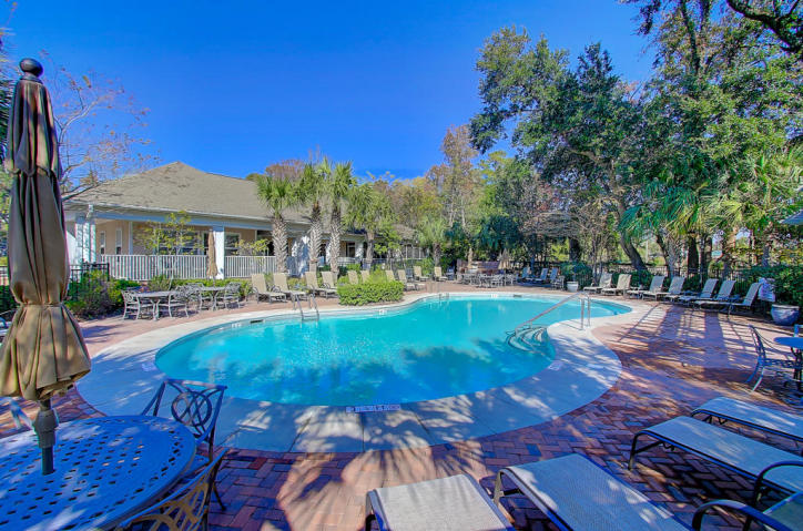 Community pool at 1755 Central Park Road #7317, James Island
