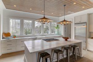 Kitchen at 1311 Cove Avenue, Sullivan's Island