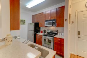Kitchen at 1755 Central Park Road #7317, James Island