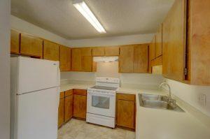 Kitchen at 7945 Timbercreek Lane, E, North Charleston