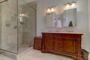 Master suite at 10 Colonial Street, Downtown Charleston