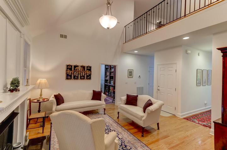 Living room at 159 Sedgewick Road, Summerville