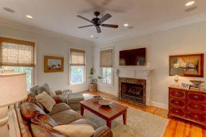 Living room at 189 N Shelmore Boulevard, I'On