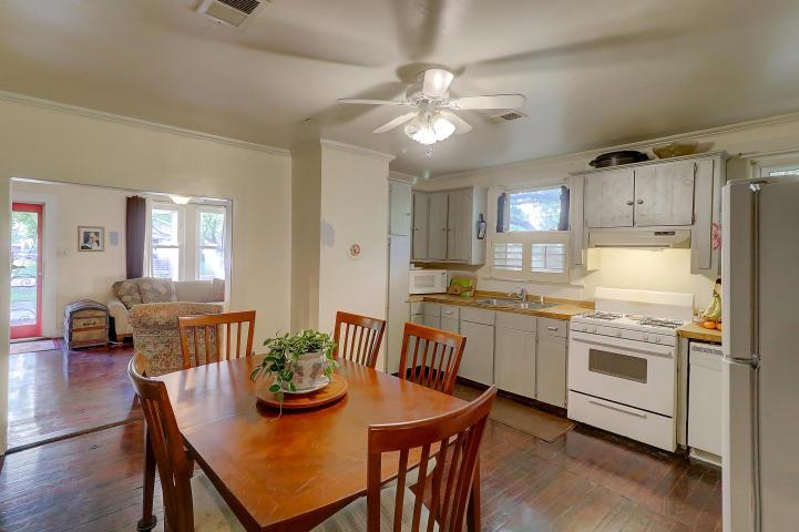 Kitchen at 442 Woodland Shores Road, James Island