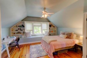 Master suite at 9 Bogard Street #2, Downtown