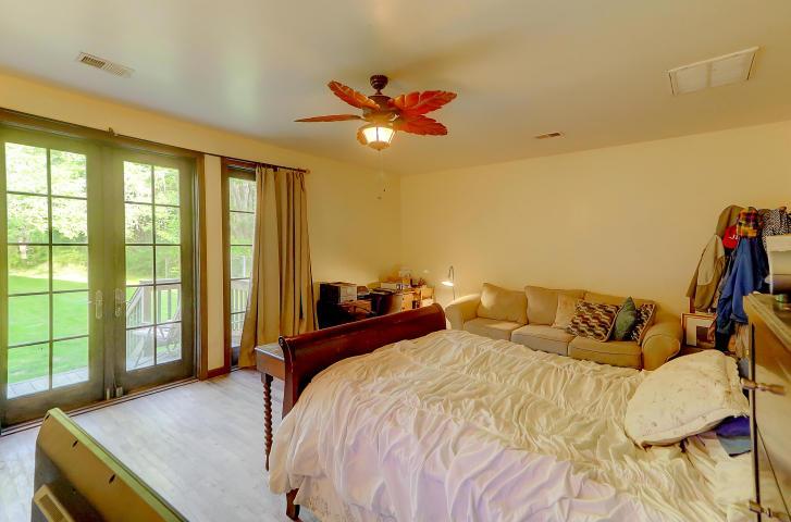 Bedroom at 442 Woodland Shores Road, James Island