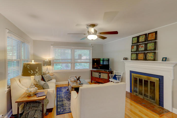 Living room at 229 Millcreek Drive, West Ashley