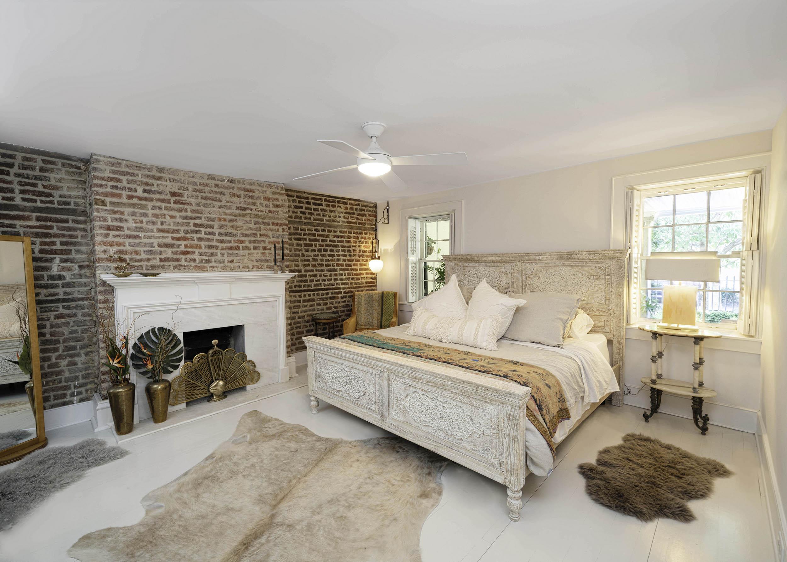 34 Montagu Street B master bedroom