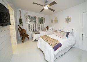 34 Montagu Street B guest bedroom