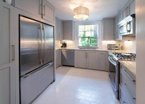 34 Montagu Street B kitchen
