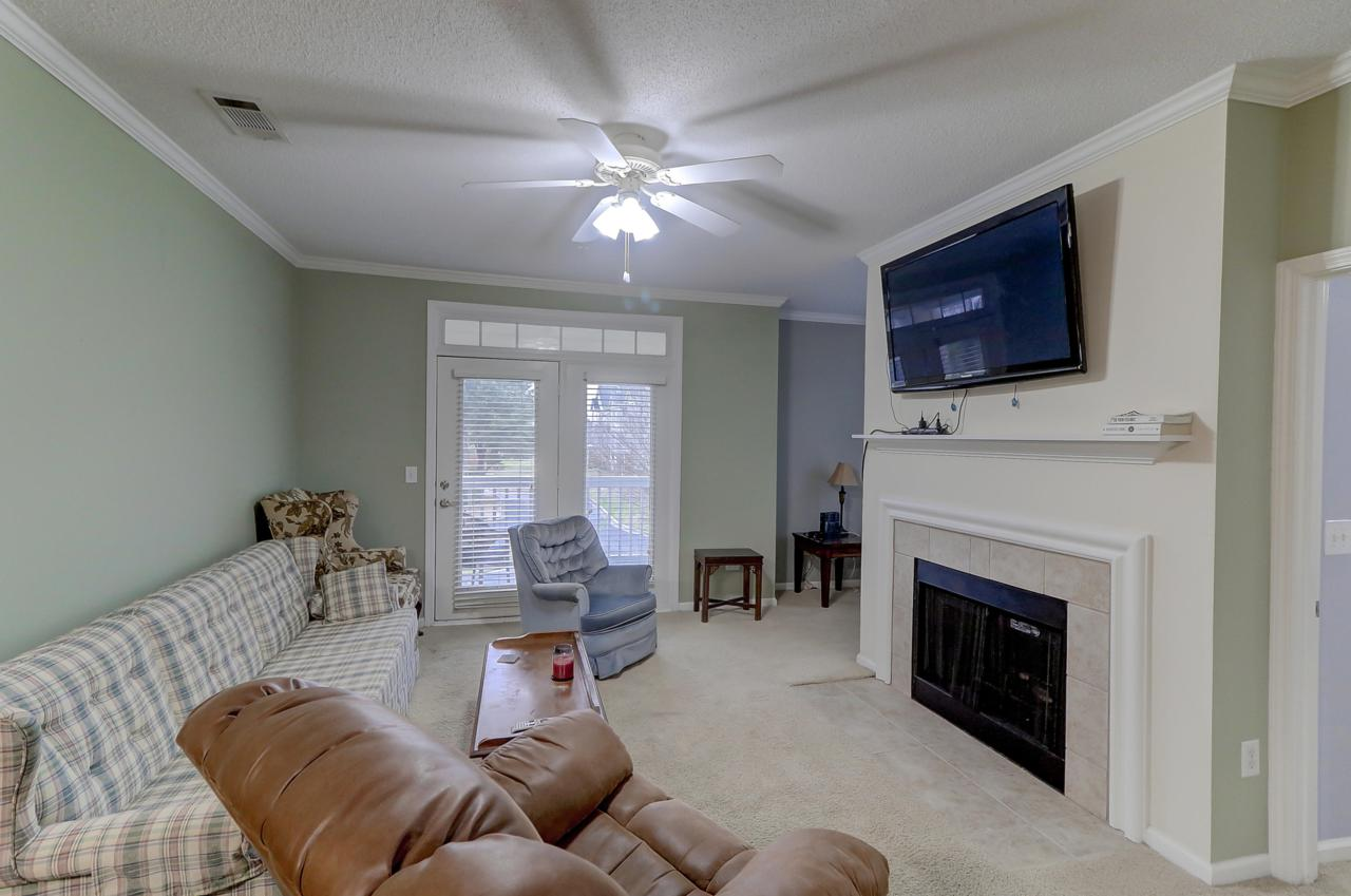 Living room at 45 Sycamore