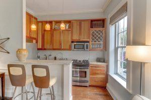 23 Queen Street C kitchen