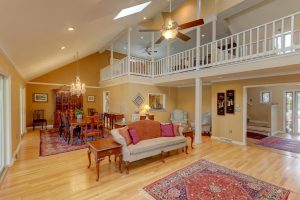 1828 Cornish Avenue living room