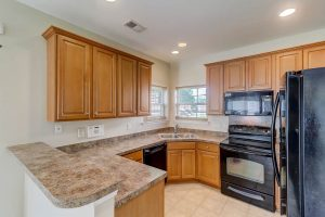 551 Pleasant Drive kitchen