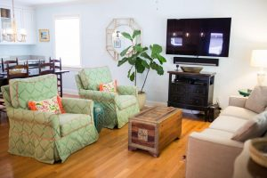 844 Toler Drive living room