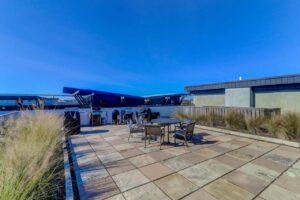 Cool Blow rooftop deck