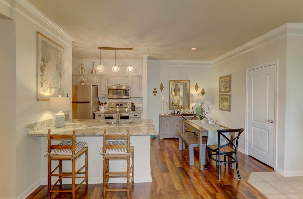 1300 Park West dining room & kitchen
