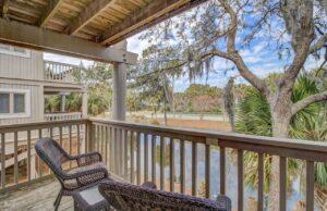 23 Lagoon Villas porch