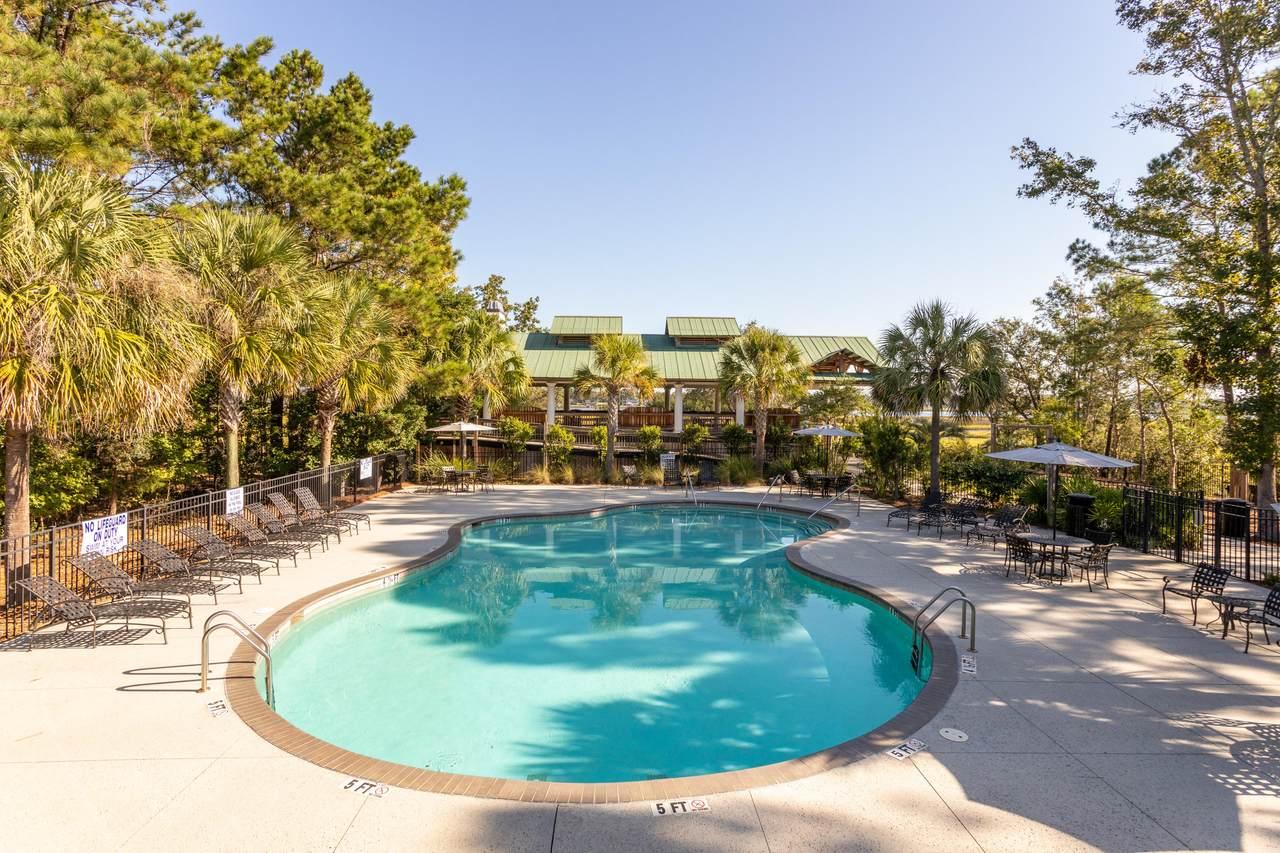 Rushland Plantation pool