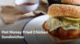 Fried Chicken Sandwhich