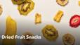 Simply Dried Fruit Snacks