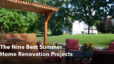 The Nine Best Summer Home Renovation Projects
