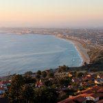 City and ocean view of Palos Verdes, Torrance, Redondo Beach