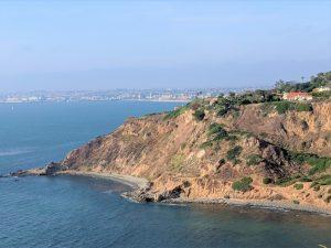 Malaga Cove Cliffs