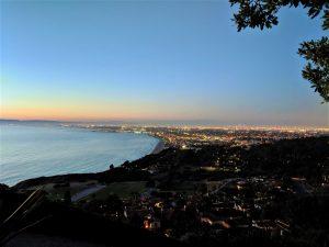 Malaga Cove Nighttime View