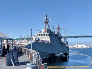 USS Tulsa LCS 16