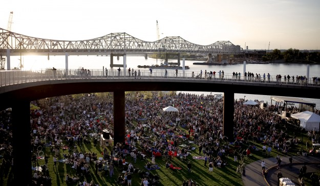 Photo from Louisville Public Media