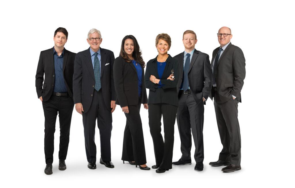 Team photo Gillach Group Feb 21
