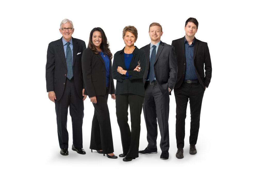 Team photo Gillach Group agents