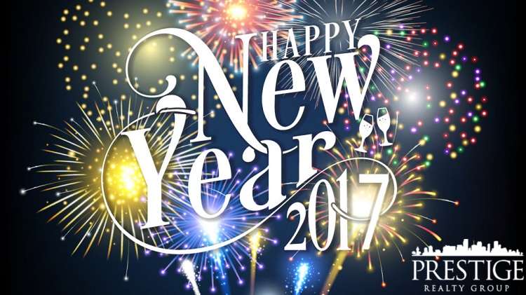 Happy New Years 2017 - Prestige Realty Group - Miami Luxury Real Estate