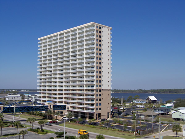 Crystal Tower Gulf Shores AL