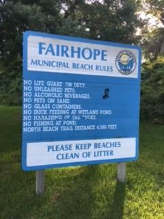 Fairhope Municipal Beach