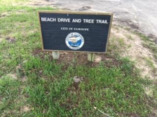 Fairhope Beach Drive