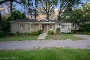 A Beautiful Brick Home in the Heart of Fairhope Now Available!