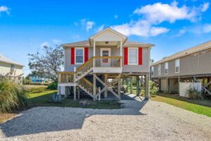 Stunning Coastal Cottage Now Available in Gulf Shores
