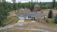 28411 N Hardesty Rd, Chattaroy WA 99003: Breathtaking Home with Property