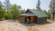5881 H Carey Rd, Tumtum WA 99034: Wilderness, seclusion and serenity!