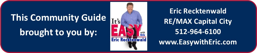 This Community Guide brought to you by: Eric Recktenwald