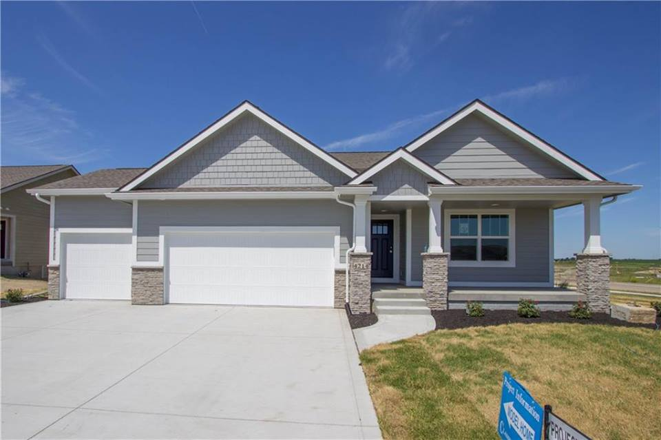 Classic Builders new construction house in Grimes Iowa