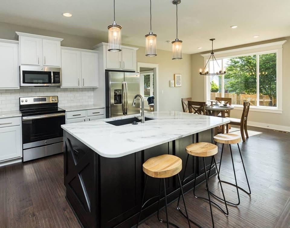 beautiful designed kitchen