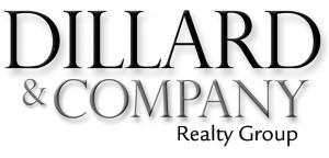 Dillard and CompanyB and W Logo