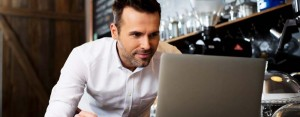 New business owner counting revenue; Shutterstock ID 289273250; PO: Cat Overman; Job: blog post