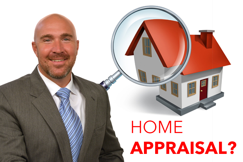 What does a home appraisal actually report on utah real for What do home appraisers look for