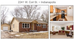 2241 W Coil St Indianapolis