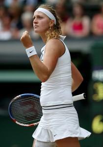 Petra Kvitová, Wimbledon 2011